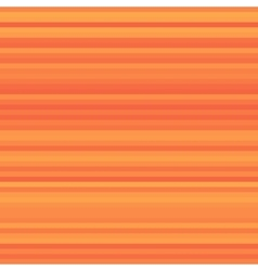 Orange abstract line background vector image