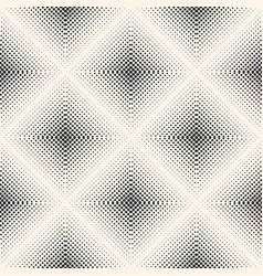 Seamless pattern visual halftone gradually vector