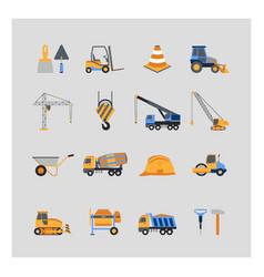 Construction-elements vector