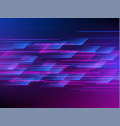 High speed hi-tech background vector