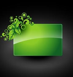 Leaf artwork vector