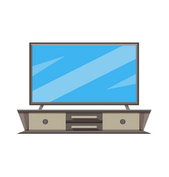 Tv screen cabinet icon imagecan also be used for vector