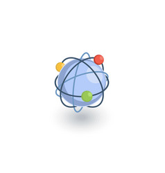 network social media global communication vector image