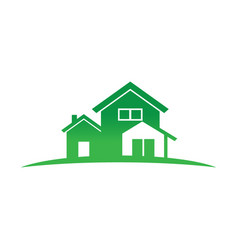 buildings house real estate vector image vector image