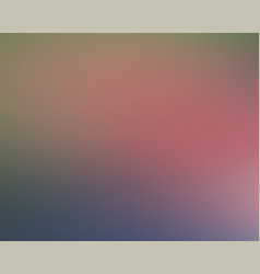 colored abstract blur background vector image
