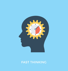 Fast thinking vector