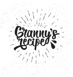 Hand drawn typography poster inspirational vector