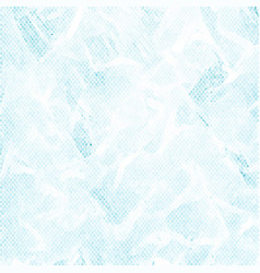 pale blue dotted background with staines vector image