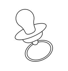 baby icon image vector image vector image