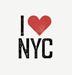 vintage lettering retro poster t-shirt print vector image