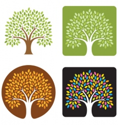 tree royalty free vector image vectorstock rh vectorstock com three vectors corp tree vector image