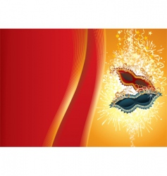 carnival vector image vector image