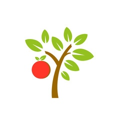 Fruit-Tree-380x400 vector image vector image