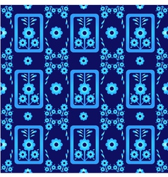 oriental style seamless pattern eight vector image vector image