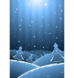 card new year space vector image