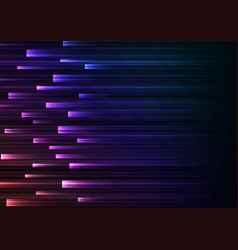 dark rainbow overlap pixel speed abstract vector image