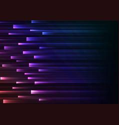 Dark rainbow overlap pixel speed abstract vector