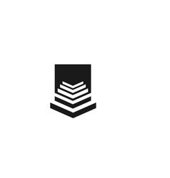 Hall podium concert logo designs inspiration vector