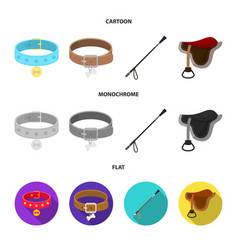Pet and accessories logo vector