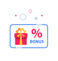 Special reward prize giveaway loyalty present vector