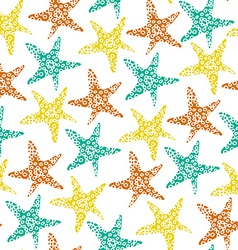 Underwater pattern vector
