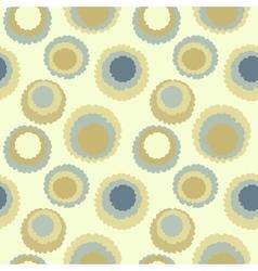 Seamless polka dot motley texture Abstract vector