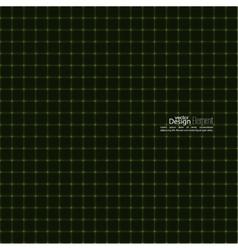 Texture of neon lines vector image