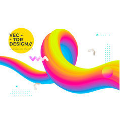 creative design posters vector image
