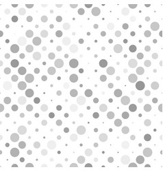 geometrical circle pattern background - repeating vector image