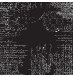 background of the papyrus vector image