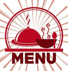 Menu restaurant vector