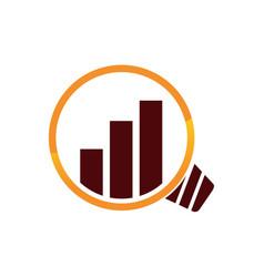 smart solution logo design template vector image
