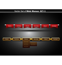 web banner vector image