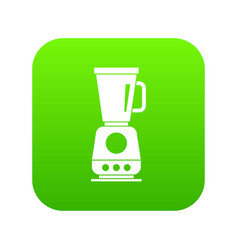 blender icon digital green vector image
