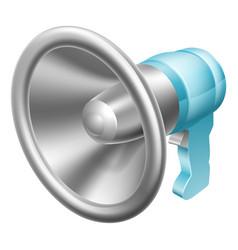 megaphone or bullhorn vector image