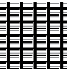 Pattern font e vector