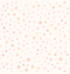 rose star pattern seamless vector image