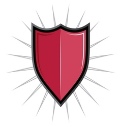 shield3 vector image