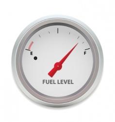vector fuel level vector image vector image