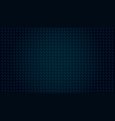 abstract dark blue carbon fiber texture pattern vector image