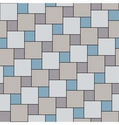 pastel grey tiles seamless pattern vector image