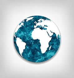 Save the earth from global warming vector