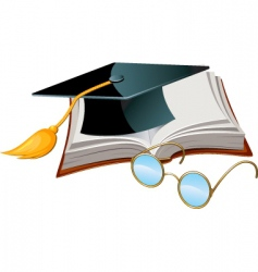 university study vector image vector image