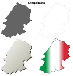 Molise Italy Vector Images 11
