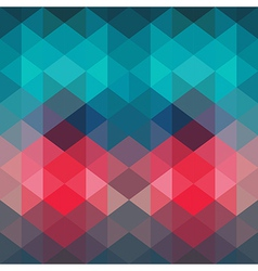 Spectrum geometric background made triangles vector