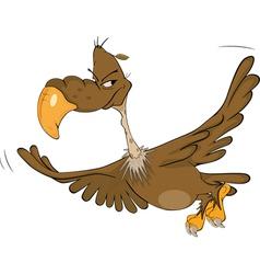 American condor vector image
