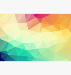 Abstract triangle shapes backgound vector