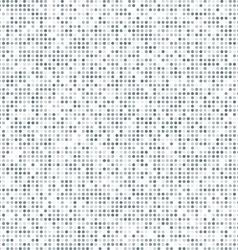 Abstract seamless dot pattern vector image vector image