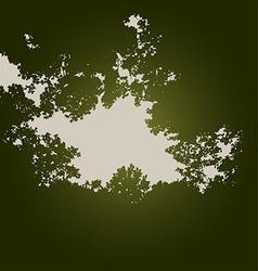 Tree Hole vector image