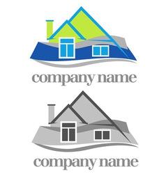 Home symbol vector